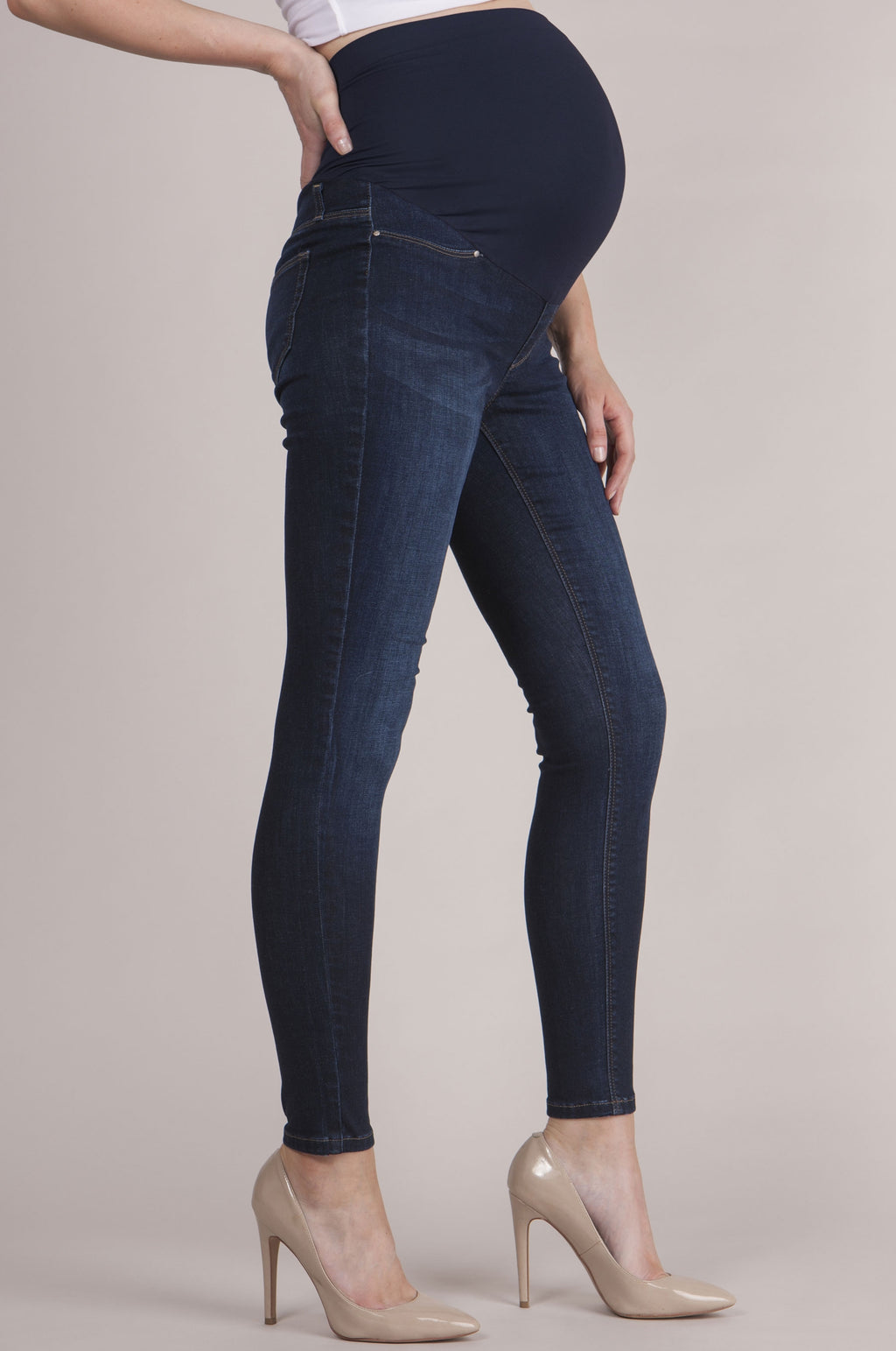 Seraphine Irving Maternity Jeggings