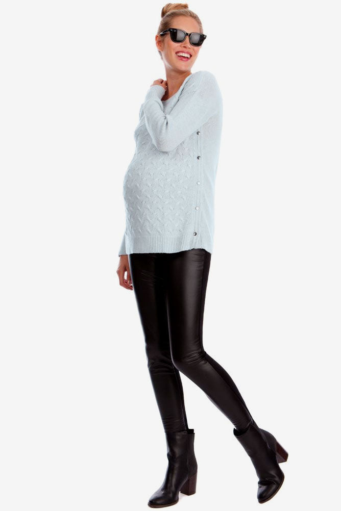 Seraphine Jamie Maternity and Nursing Sweater - Seven Women Maternity
