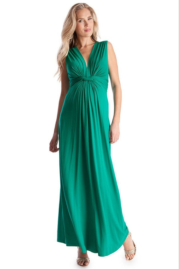 Seraphine Angelina Maternity Maxi Dress - Seven Women Maternity