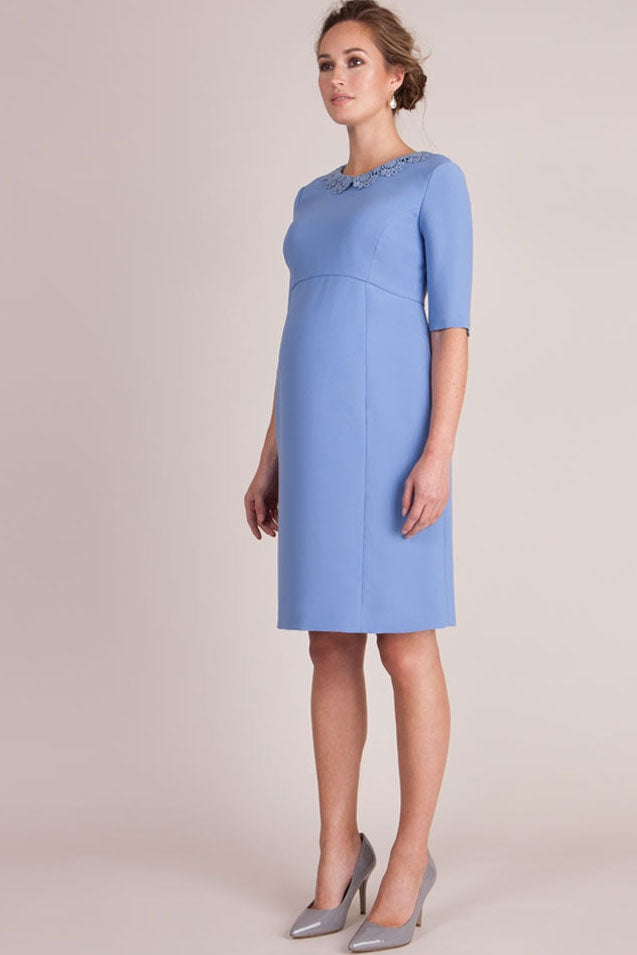 Seraphine Juliet Luxe Maternity Dress - Seven Women Maternity