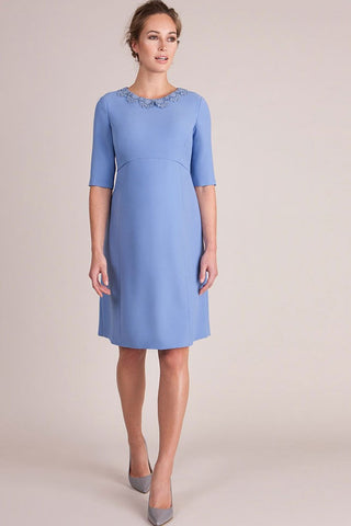 Seraphine Vassa Maternity Dress