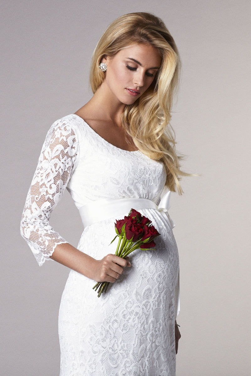 Tiffany Rose Katie Maternity Wedding Dress