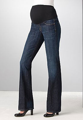 Citizens Of Humanity Black Maternity Jegging Jeans