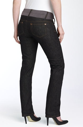 Classic Bootcut Maternity Jeans Maternal America - Seven Women Maternity