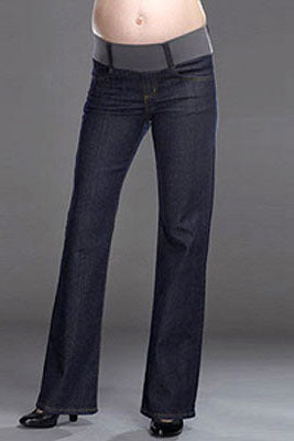 Classic Bootcut Maternity Jeans by Maternal America