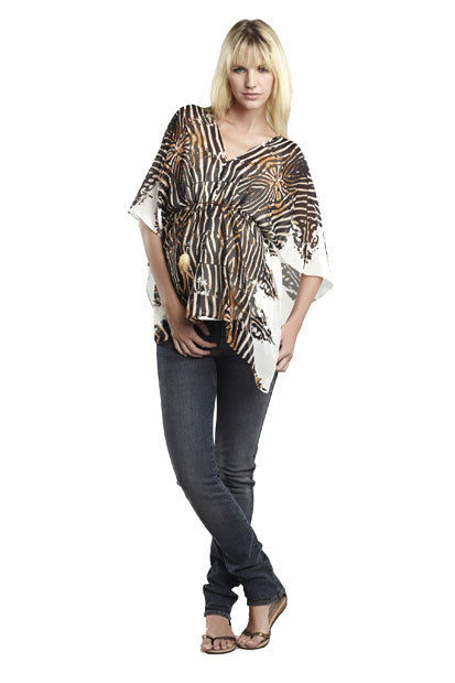 Cavali Inspired Maternity Caftan With Cami Maternal America - Seven Women Maternity