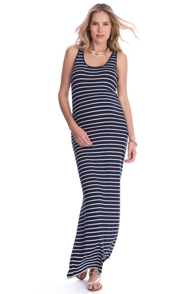 Seraphine Maternity Maxi Dress