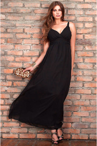Ripe Goddess Maternity Maxi Dress