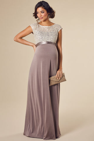 Isabella Chiffon Maternity Dress by Pietro Brunelli
