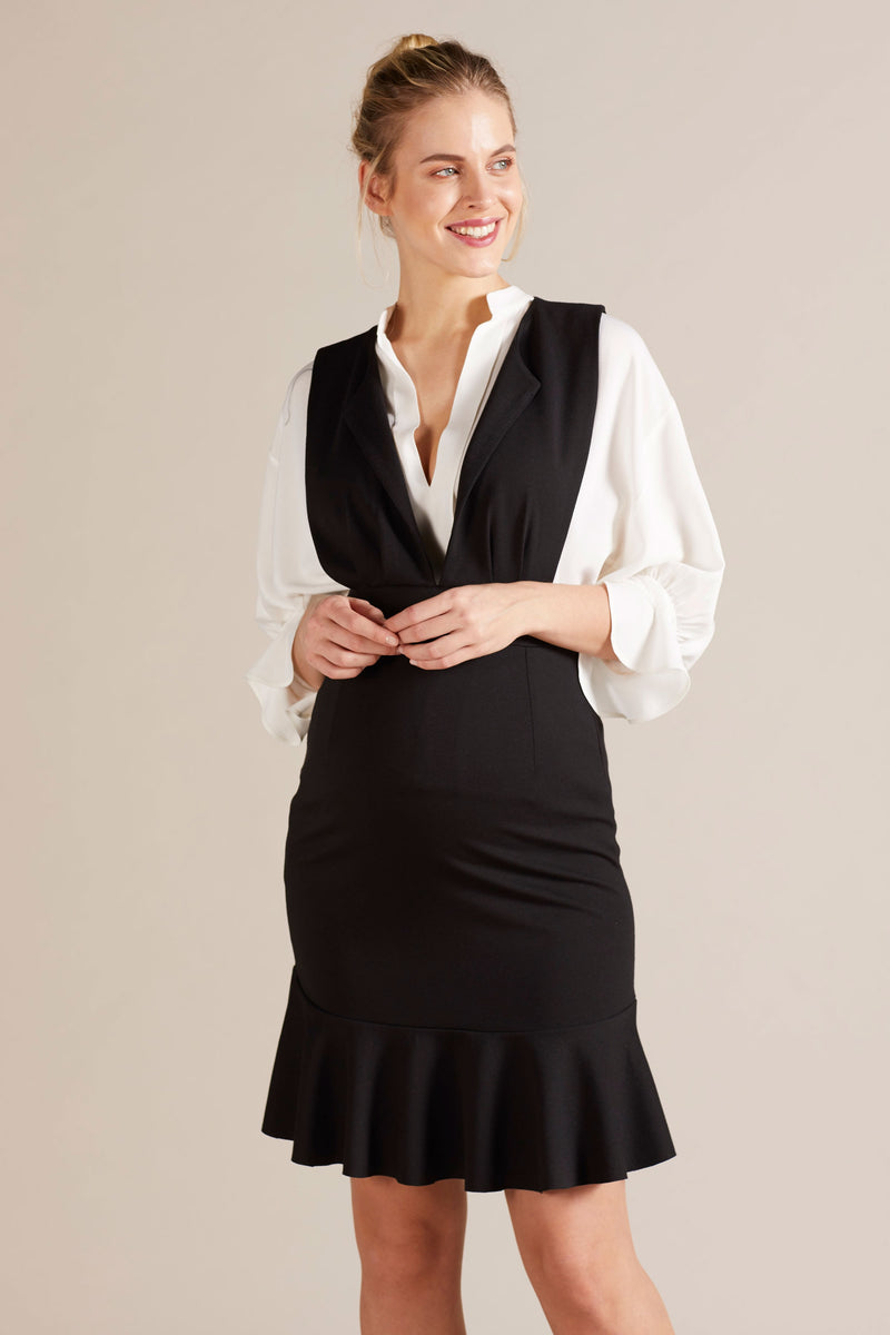 Miray Dress by Gebe - Seven Women Maternity