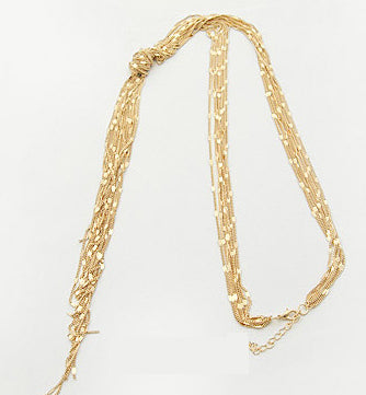 Natasha Multi Layered Necklace