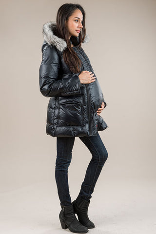 Make My Belly Fit  Zip Adapter for Canada Goose Coats