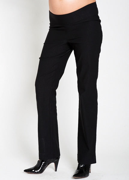Straight Leg Super Stretch Maternity Pants Noppies - Seven Women Maternity