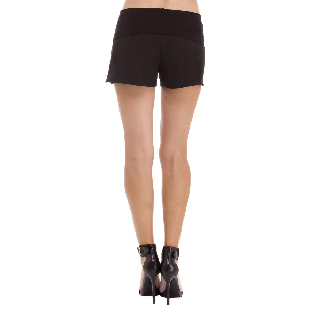 Olian's Cotton Sateen Shorts