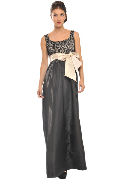 Ava Gown Olian Maternity Dress - Seven Women Maternity