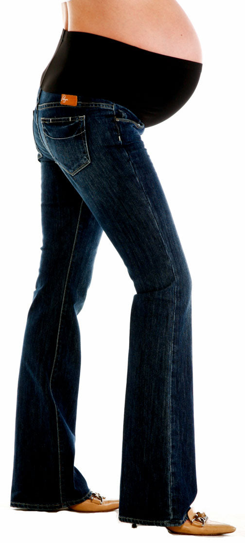 Paige Bootcut Maternity Jeans - Seven Women Maternity