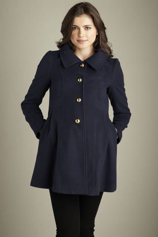 The Eclipse Maternity Winter Coat