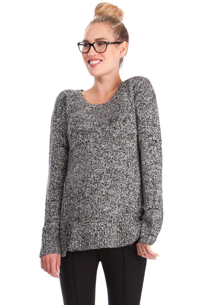 Seraphine Peppa Maternity & Nursing Sweater