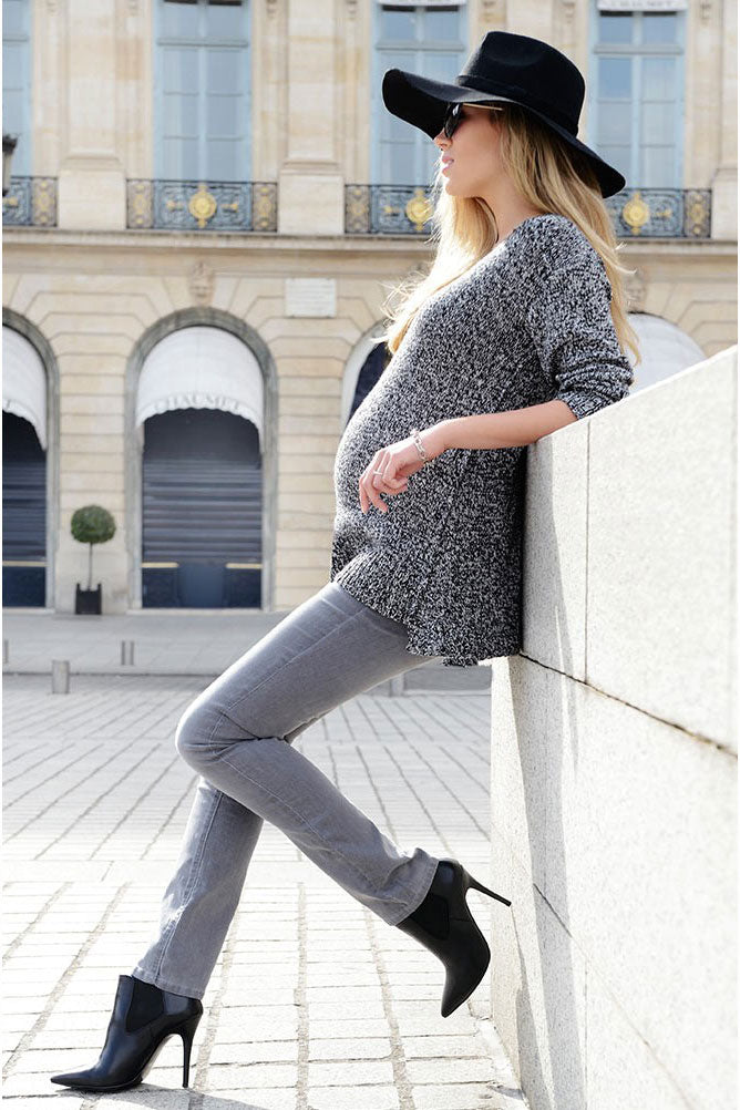 Seraphine Peppa Maternity & Nursing Sweater - Seven Women Maternity