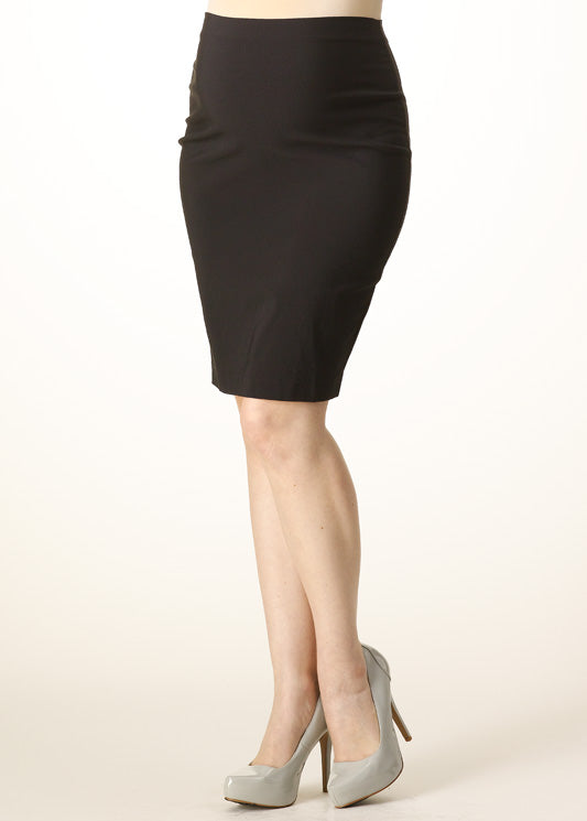 Classic Pencil Maternity Skirt Rosie Pope - Seven Women Maternity
