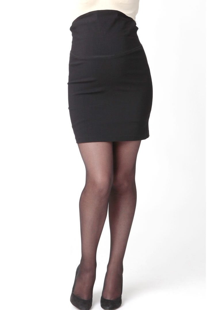 Sara Pencil Maternity Mini Skirt - Seven Women Maternity