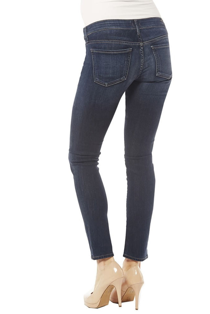 Citizens Of Humanity Below Belly Skinny Maternity Jeans