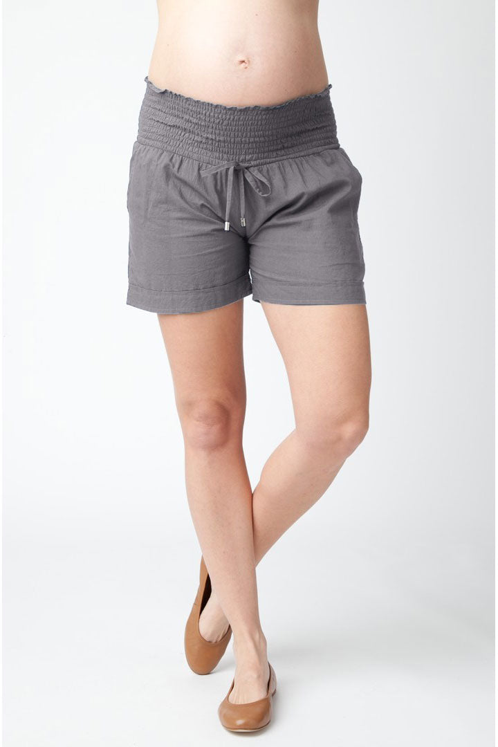 Ripe Ultra Light Maternity Shorts - Seven Women Maternity