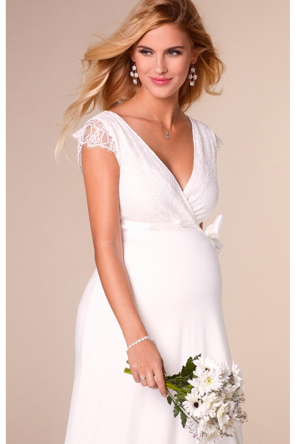 Tiffany Rose Bridal Rosa Gown Long - Seven Women Maternity