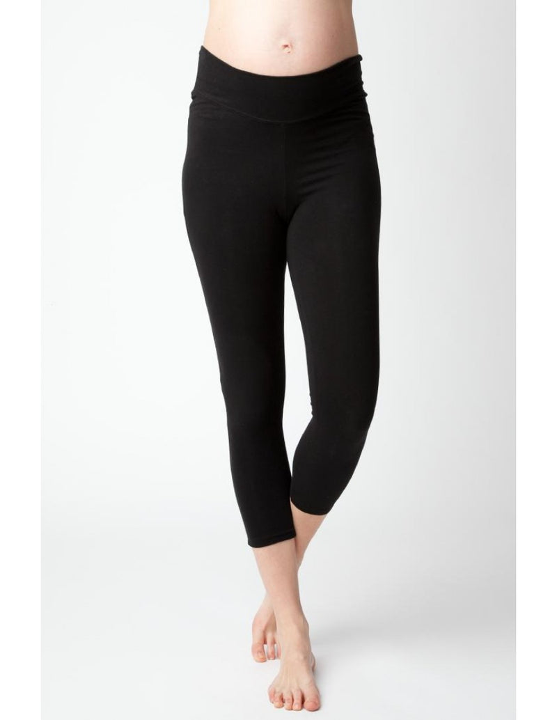 Crop Maternity Legging Ripe - Seven Women Maternity