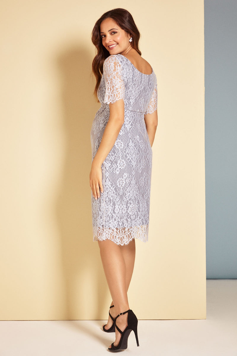 Tiffany Rose Starla Maternity Dress Infinity Blue