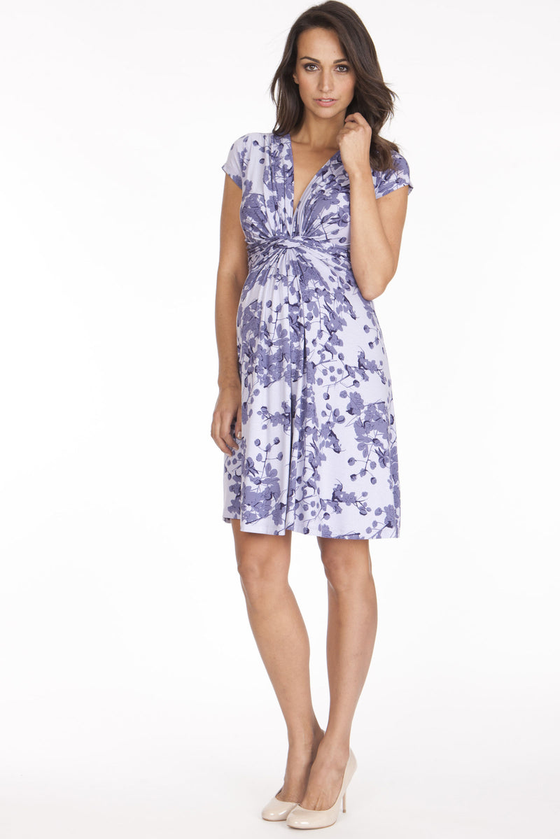 Seraphine Blossom Maternity Dress - Seven Women Maternity