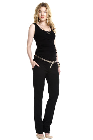 Coated Skinny Pants by SOON
