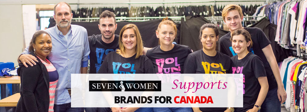Seven Women Supports - Brands for Canada