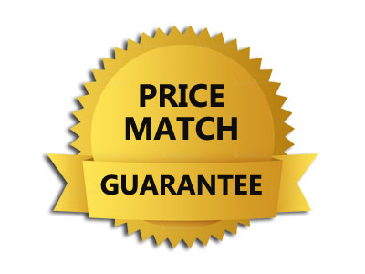 Badge : Price Match - Guarantee