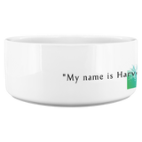 "Harvey Milk | Pet Bowl ""My name is Harvey Milk and I'm here to recruit you."" - Walt and Pete"