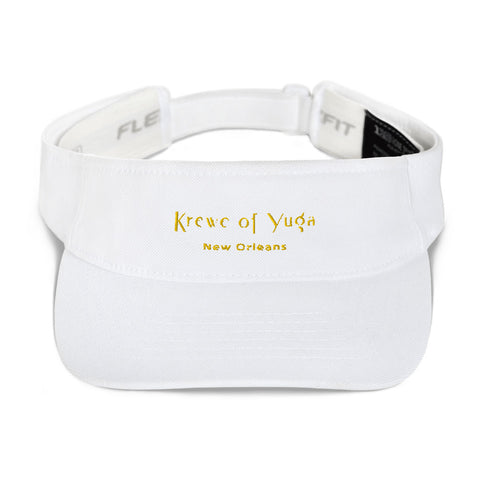 Krewe of Yuga New  Orleans  | Visor