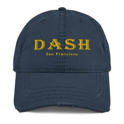 The Dash San Francisco | Distressed Dad Hat
