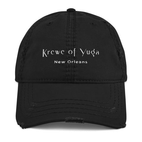 Krewe of Yuga New Orleans | Distressed Cap