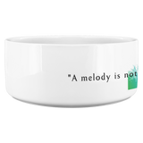 "Aaron Copland | Pet Bowl ""A melody is not merely something you can hum."" - Walt and Pete"
