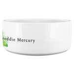 "Freddie Mercury | Pet Bowl ""I like to be surrounded by splendid things."" - Walt and Pete"