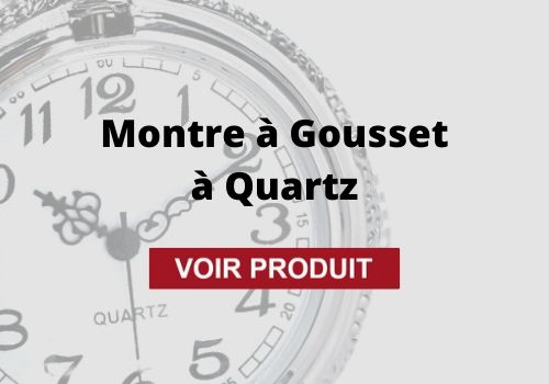 Collection Montre à Gousset à Quartz