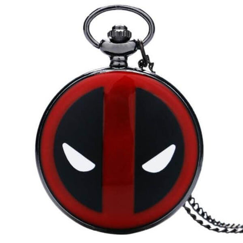 Montre à Gousset Deadpool & Spider-Man | La Montre à Gousset