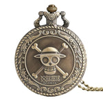 Montre à Gousset Monkey D Luffy One piece | La Montre à Gousset