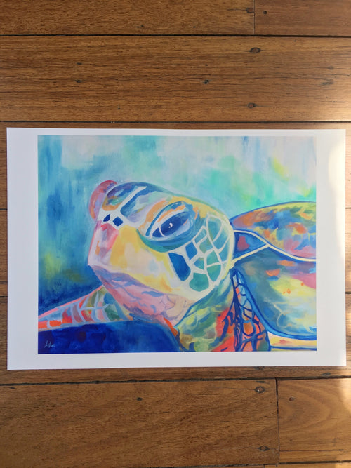 Deep Sea Dreams ~ Open Edition Print