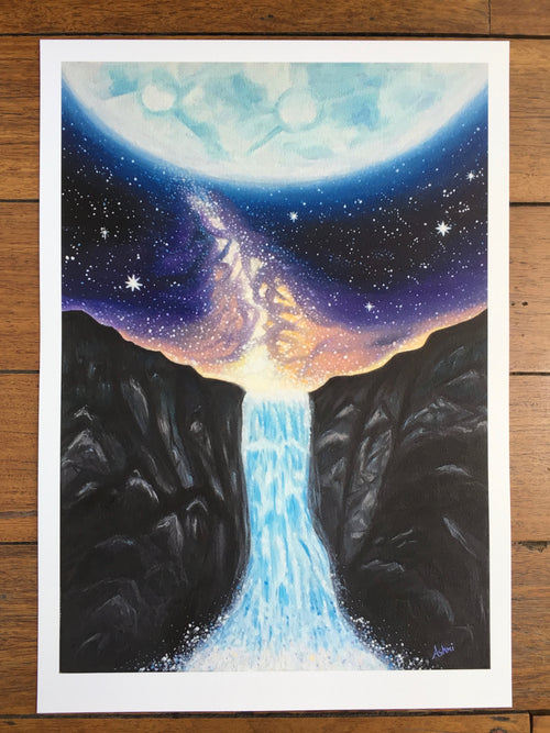 Connections of the Cosmos ~ Open Edition Print
