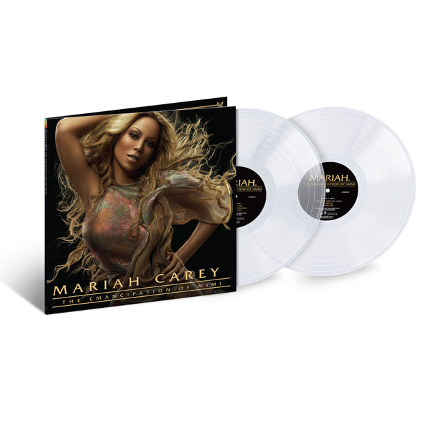 The Emancipation Of Mimi Limited Edition Clear Vinyl 2LP