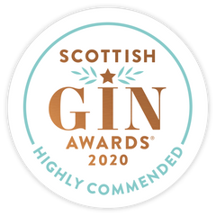 Scottish Gin Awards Highly Commended