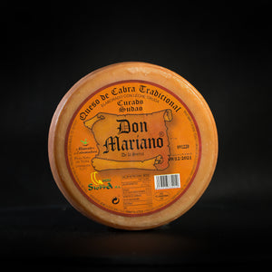 Queso Sudao don Mariano