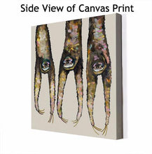 Load image into Gallery viewer, Sloths Hanging Out - Canvas Giclée Print