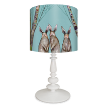 Load image into Gallery viewer, Bunnies in the Forest - Lamp